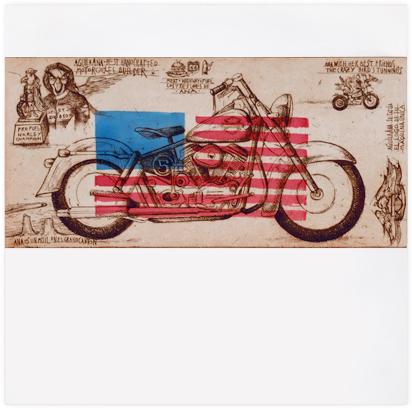 Cuento del Acordeón n.9: Motorcycles & Art